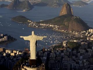 Na pláži je všedný deň. Olympiáda nezachvátila celé Rio