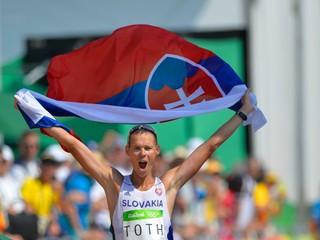 Matej Tóth vyhral zlato. Získal som športovú nesmrteľnosť, tvrdí