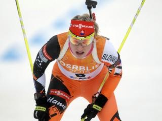 Naša najlepšia biatlonistka z minulej sezóny sa inšpirovala Matejom Tóthom
