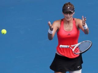 Veteránka Lučičová-Barroniová postúpila prvýkrát do štvťfinále, ďalej ide aj Serena Williamsová