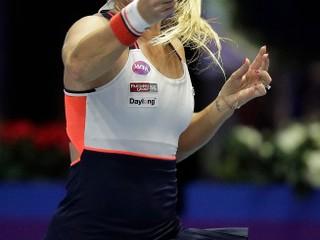 Cibulková nebude novou svetovou štvorkou, v Petrohrade vypadla v semifinále