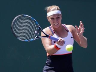 Cibulková vypadla v Miami v osemfinále, nestačila na Šafářovú