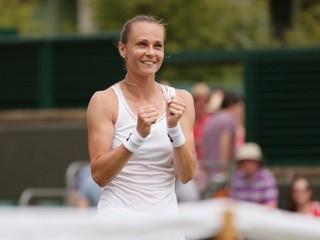 Rybáriková po skvelom výkone postúpila do osemfinále