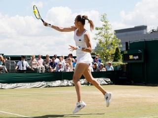 Rybáriková postúpila vo Wimbledone už do štvrťfinále