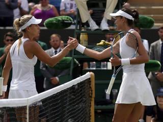 Kerberová vypadla, ženský tenis bude mať novú svetovú jednotku (súhrn 7. hracieho dňa)