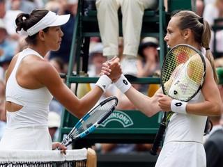 Rybáriková jednoznačne prehrala a na Wimbledone končí v semifinále