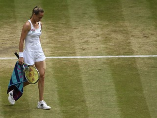 Rybáriková nezopakuje senzáciu, vo Wimbledone končí už v 1. kole