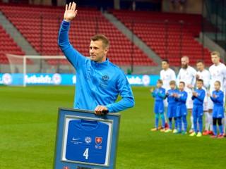 Bývalý obranca zakladá futbalovú školu, podporil ho kolega z reprezentácie