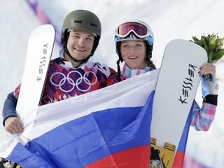 Medaily začal Američan vyhrávať, až keď sa stal Rusom