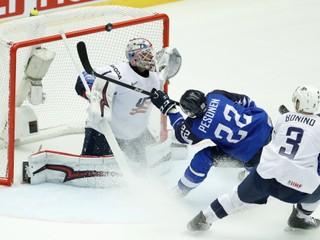 Fínsko zdolalo USA, do štvrťfinále postúpilo z prvého miesta