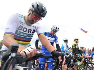 Cyklista ako Sagan sa narodí raz za 50 rokov. Nemôžeme ho porovnávať