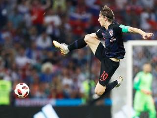 Tréner Chorvátov si tlak nepripúšťa. Pomohol by rýchly gól, tvrdí Modrič