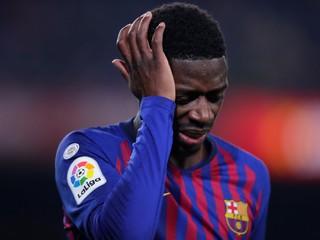 Veľký talent láme v Barcelone rekordy. V počte dní na maródke