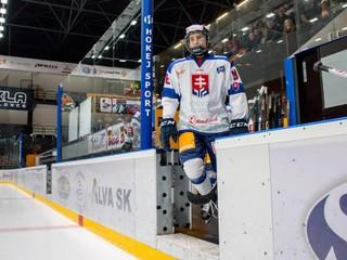 Má vysoké hokejové IQ. Slovenskému mladíkovi veštia prvé kolo draftu