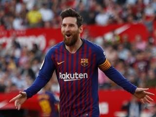 Messi zatiaľ vedie v súboji o Zlatú kopačku, v tesnom závese ho stíha Mbappé