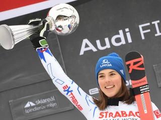 Na doping najviac testovali Sagana, Vlhová a Fialková dostali napomenutie