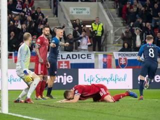 Slovenskí futbalisti vstúpili do kvalifikácie úspešne, v derby zdolali Maďarov