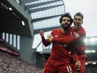 Liverpool má po takmer tridsiatich rokoch na dosah ligový titul