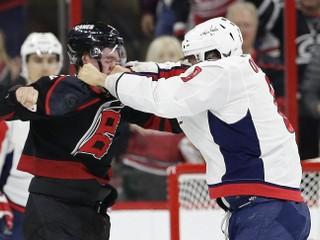 Bitka Rusov v NHL, Ovečkin knokautoval svojho krajana