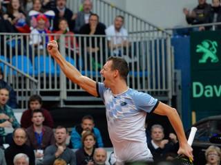 Po troch tituloch som v pluse asi sto eur, vraví o návrate k tenisu Polášek