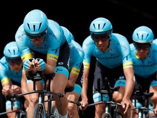 Doma zostal aj Lucenko. Astana musela urobiť zmeny v nominácii na Giro