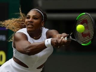 Serena môže vyrovnať absolútny tenisový rekord. Verí si napriek málu praxe v sezóne