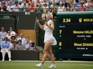 Wimbledon spoznal štyri najlepšie tenistky. Zastúpenie má aj Česko
