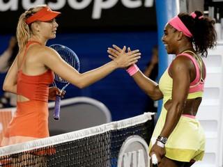 S tou šľapkou už nikdy neprehrám, prisahala Serena po prehre