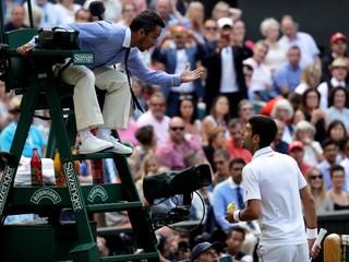 Rozhodoval finále Wimbledonu. Vyhodili ho pre porušenie pravidiel