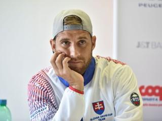 Kližan pripustil koniec kariéry: Tenis ma nikdy nenapĺňal