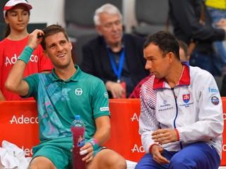 Slováci nechceli Federera s Wawrinkom, tak vybrali antuku