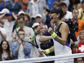Benčičová pre SME: Veľmi veľa som pracovala, teraz si tenis užívam