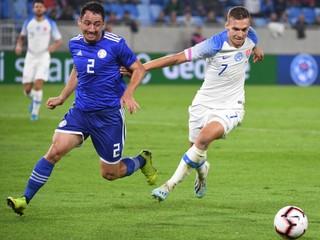 Slováci v príprave remizovali s Paraguajom, s reprezentáciou sa rozlúčila trojica hráčov