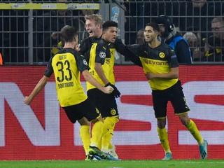 Dortmund takmer podľahol poslednému tímu tabuľky, bod si zachránil v nadstavenom čase