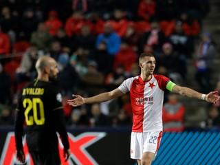 Kapitán Slavie odchádza do Premier League, pražský klub na ňom môže zarobiť milióny