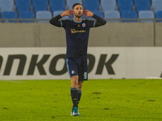 Šporar: Môžem dať aj 200 gólov, Slovanu to nesplatím