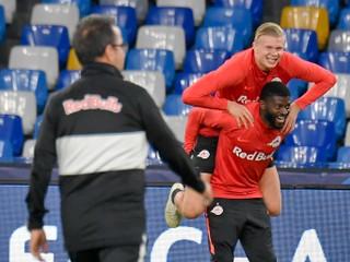 Haalandov prestup na Old Trafford stopol agent, jeho cena prekvapila