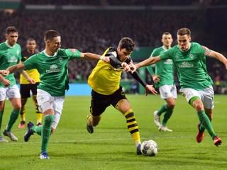 Dortmund vytiahol ďalší talent. Sedemnásťročný Američan strelil famózny gól