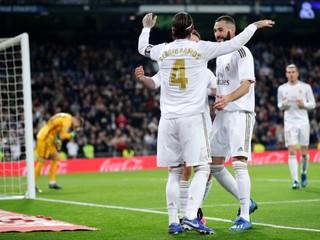 Real potrebuje konečne zvíťaziť, anglické tímy trápia početné zranenia