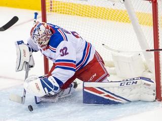 Slovenský brankár v kempe NY Rangers skončil, neodletí s tímom do Toronta