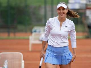 Benčičová postúpila suverénne do štvrťfinále, deklasovala slovenskú hráčku