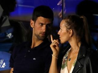 Djokovič čelí kritike: Poškodil si tenis, žiješ vo vlastnej bubline