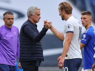 Mourinho dúfa, že Kane neodohrá všetky reprezentačné zápasy
