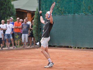Klein vyhral už tretí turnaj, v predstihu ovládol celú sériu