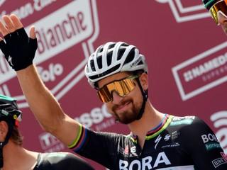 Bora platí Saganovi milióny. Žiadny cyklista na svete nemá viac