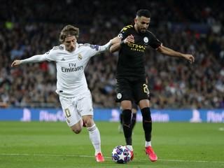 ONLINE PRENOS: Manchester City - Real Madrid (Liga majstrov, osemfinále)