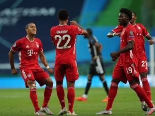 Lyon ďalší zázrak nepredviedol. Bayern je vo finále Ligy majstrov