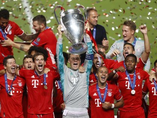 Bayern Mníchov šiesty raz v histórii vyhral Ligu majstrov, čakanie Parížanov pokračuje