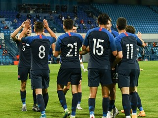 Mladí slovenskí futbalisti v závere absolútne zlyhali a na ME nepostúpia