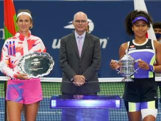 Víťazka US Open zaujala rúškami: Som rada, že ste videli všetky